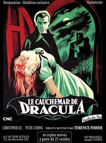 Le Cauchemar de Dracula streaming