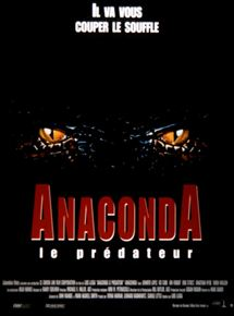 Anaconda, le prédateur en streaming