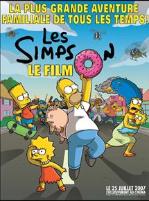 Les Simpson – le film streaming