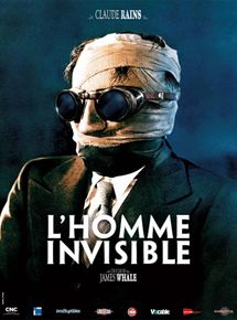 L'Homme invisible streaming