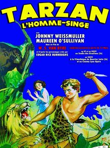 Tarzan, l'homme singe streaming