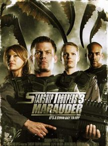 Starship Troopers 3 streaming