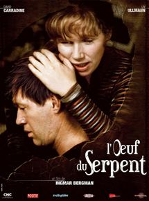 L'Oeuf du serpent streaming