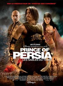Prince of Persia : les sables du temps streaming
