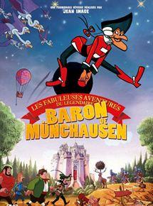 Les Fabuleuses Aventures du baron de Munchausen