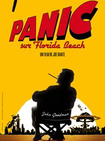 Panic sur Florida Beach streaming