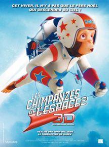 Les Chimpanzés de l'espace 2 streaming gratuit