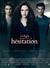 Twilight - Chapitre 3 : hésitation streaming