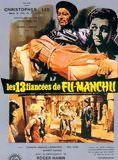 Les Treize Fiancées de Fu-Manchu
