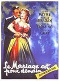 Le mariage est pour demain FRENCH DVDRIP 1955