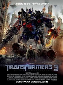 Transformers 3 - La Face cachée de la Lune streaming
