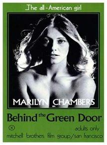 Derrière la porte verte