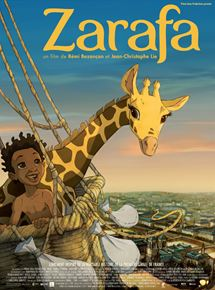 voir Zarafa streaming