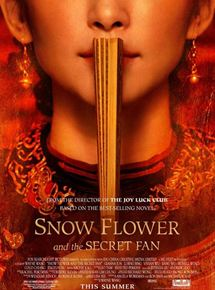 Snow Flower and the Secret Fan streaming