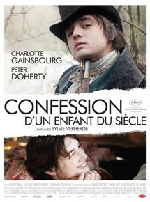Confession d'un enfant du siècle streaming