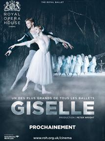Bande-annonce Giselle (Côté Diffusion)