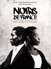 Noirs de France : De 1889 à nos jours : une histoire de France