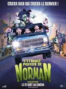 L'Étrange pouvoir de Norman streaming
