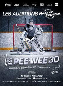 Les Pee-Wee 3D: Lhiver qui a changé ma vie
