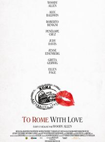 To Rome with Love streaming