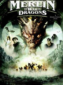 Merlin et la guerre des dragons streaming