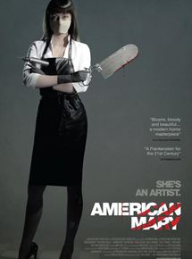 American Mary streaming