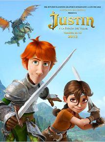 Justin et la Légende des chevaliers streaming