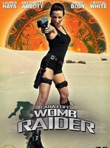 Womb Raider streaming