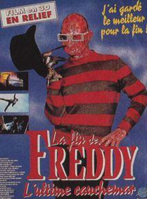 Freddy - Chapitre 6 : La fin de Freddy - L'ultime cauchemar streaming