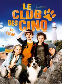 Le Club des Cinq, le film streaming