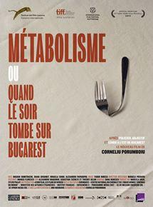 Métabolisme (ou Quand le soir tombe sur Bucarest)
