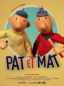 Pat et Mat streaming