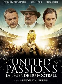 voir United Passions - La Légende du Football streaming