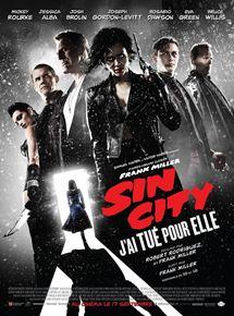 Sin City : j'ai tué pour elle streaming