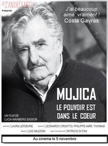 Mujica, le pouvoir est dans le cœur