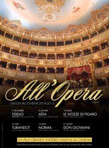 Aïda (All Opera - Côté Diffusion)