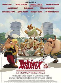 Astérix - Le Domaine des Dieux streaming gratuit