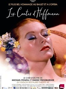 Les Contes d'Hoffmann streaming
