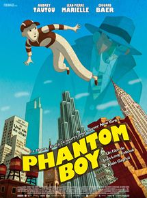 Phantom Boy streaming gratuit