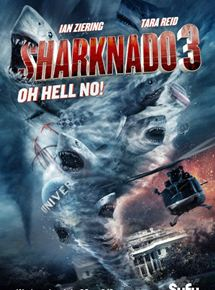 Sharknado 3: Oh Hell No! streaming
