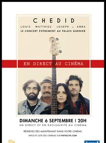 La Famille Chedid (Pathé Live)