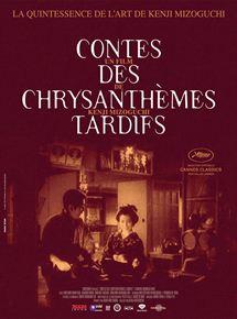Contes des chrysanthèmes tardifs