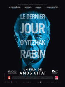 Le dernier jour d'Yitzhak Rabin streaming
