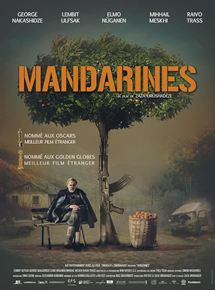 Mandarines en streaming