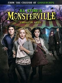 R.L. Stine's Monsterville : The Cabinet of Souls streaming