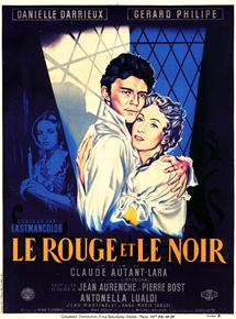Le Rouge et le Noir streaming
