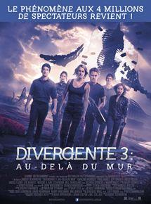 Voir Divergente 3 : au-delà du mur en streaming