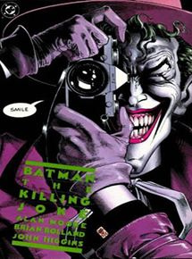 Batman : The Killing Joke affiche