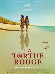 La Tortue rouge VOD