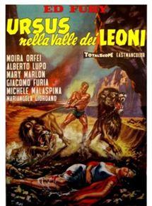 Maciste dans la vallée des lions